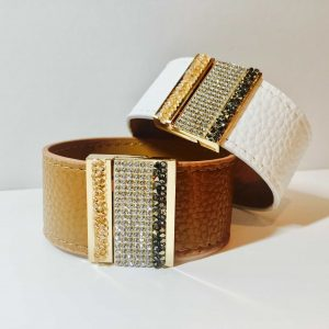 Light Leather Cuff